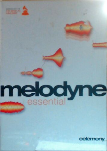 Celemony melodyne 5 Essential - Genuine License - Windows & Mac