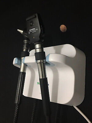 Welch Allyn Gs777 3.5v Wall Transformer Ophthalmoscope Otoscope Diagnostic Set