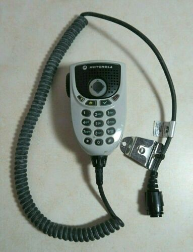 Motorola HMN4079E Mobile Radio Palm Microphone XTL APX Series