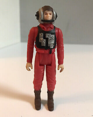 B-WING PILOT RETURN OF THE JEDI LFL'84 ORIGINAL VINTAGE STAR WARS FIGURE TOY