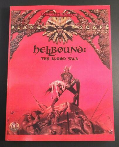 Hellbound: The Blood War - Planescape