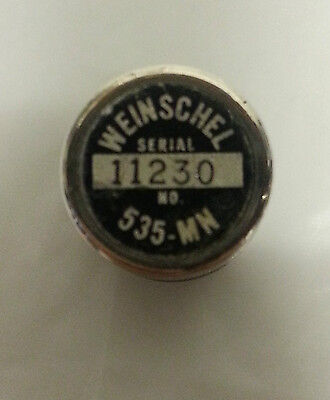 Weinschel 535-mn 50 Ohm Coaxial Termination