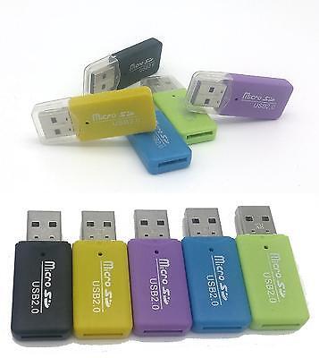 USB Stick Kartenlesegerät Card Reader Micro SD Speicherkarten Kartenleser NEU online kaufen