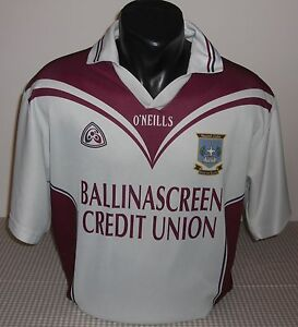 St Colm's BALLINASCREEN GAC - O'NEILLS - Mens HURLING Shirt / Jersey. Size: S - Poland, Polska - St Colm's BALLINASCREEN GAC - O'NEILLS - Mens HURLING Shirt / Jersey. Size: S - Poland, Polska