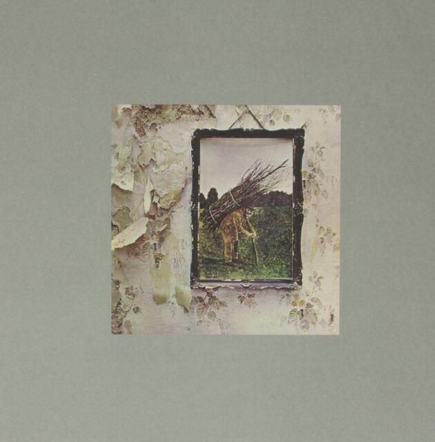 Led Zeppelin 'IV (4)' Super Deluxe Edition (New 4CD/LP) 2014