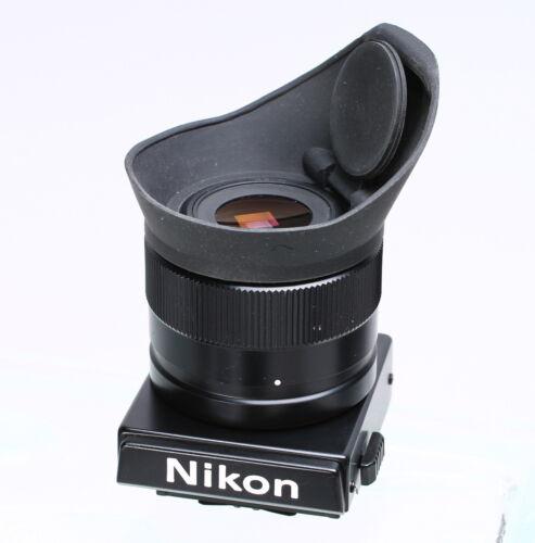 NIKON DW-4 6x WAIST LEVEL FINDER FOR F3