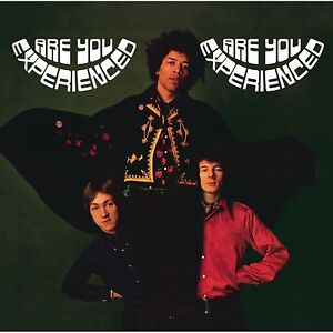 The Jimi Hendrix Experience - Are You Experienced (180g 2LP Vinyl, Reissue) NEU