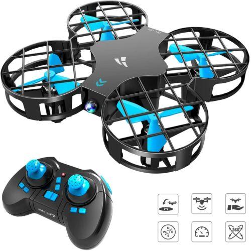 SNAPTAIN H823H Mini Drohne Höhehaltung Drone Quadrocopter für Kinder Anfänger DE