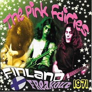 Pink Fairies - Finland Freakout 1971 (Live CD Album)