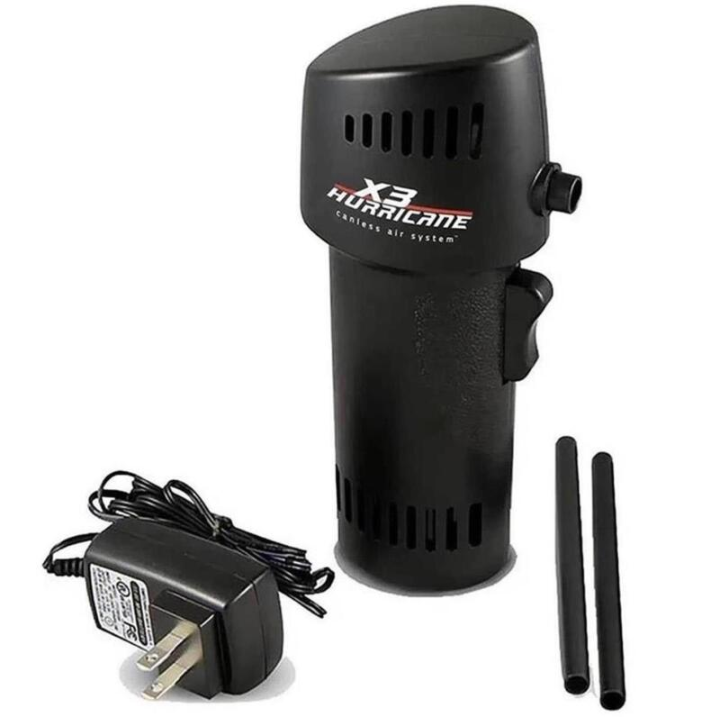 X3 Hurricane Canless Air Most Powerful unit with Lifetime warranty!   CA303-1511
