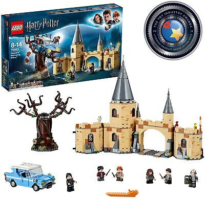 LEGO Harry Potter Hogwarts Whomping Willow 75953 New in Box Sealed FREE SHIPPING