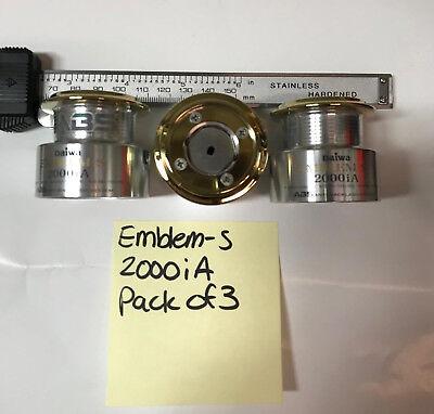 5000H Daiwa carbon drag EMBLEM S S4500H 4500H S5000H
