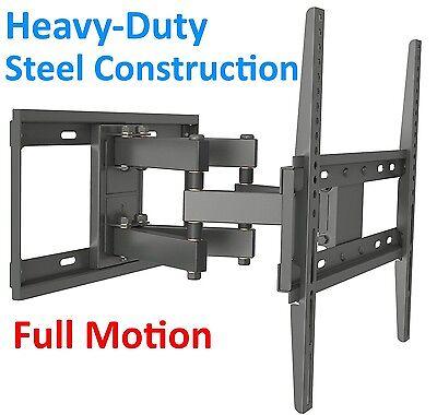 Articulating Full Motion Smart Tv Tilt Swivel Wall Mount LCD LED 32 - 55 inch
