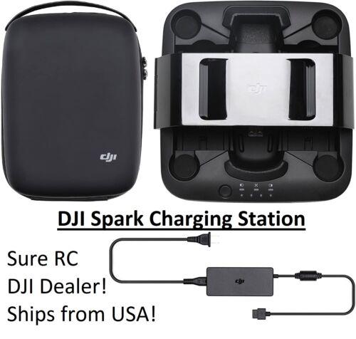 DJI Spark Portable Charging Station with DJI Case. Authorized DJI USA Dealer