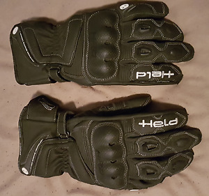 HELD motorcycle gloves - size Large