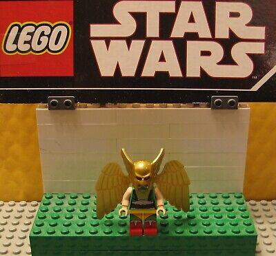 "SUPER HEROES DC LEGO LOT MINIFIGURE MINIFIG "" HAWKGIRL 70919 """