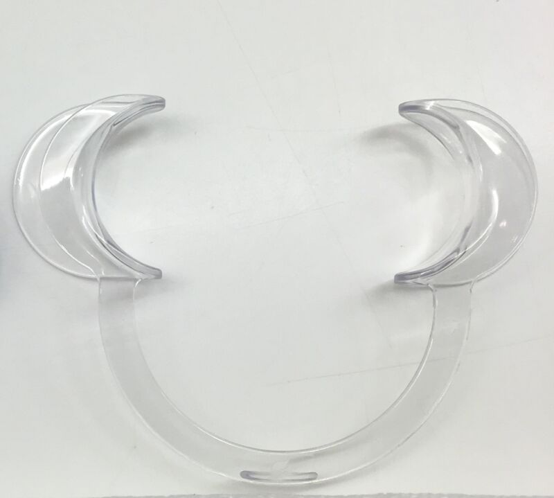100 Clear Cheek Retractors - FAST SHIPPING FROM THE U.S!