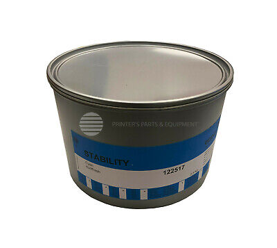 Process Ink For Offset Printing Cyan 5.5 Lb Can 140624015