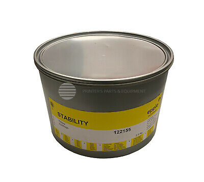 Process Ink For Offset Printing Yellow 5.5 Lb Can 140624014
