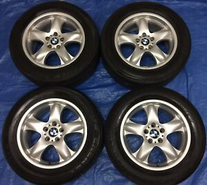 """2006 BMW X5 E53 18"""" OEM Wheels *PERFECT CONDITION*"""