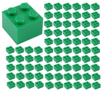 50 NEW LEGO BRIGHT GREEN CARROT TOPS 4119479 33183 plant grass farm foliage