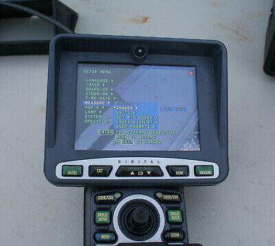 Everest Vit Xl Pro Plus Sbc Xlc600 Sys Measurement Video Borescope Cf Usb 6 Tips