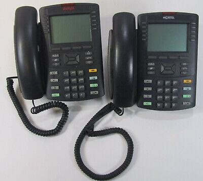 Nortel 1110 1120e 1140e 1165e 1200 1210 1220 IP Phone Handset Receiver Gray NEW