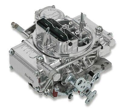 Holley 0-1850S 600 cfm 4 Barrel Carburetor Vacuum Secondaries Manual Choke Barrel Vacuum Secondary Manual Choke