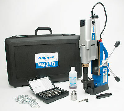 New Hougen Hou-0917205 Hmd917 Mag Drill - Fabricators Kit Fractional - 230v
