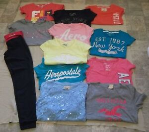 Ladies Firefly, Aeropostale, Hollister & Garage Clothing Size XS