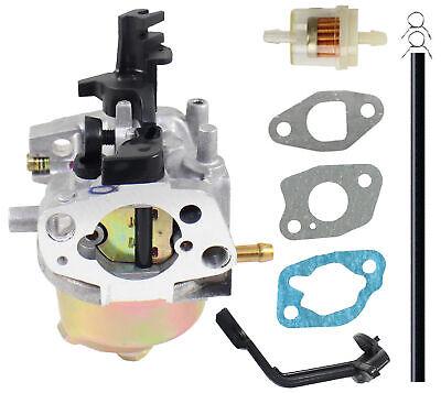 A-ipower Sua5000 5000 Watt Gas Powered Generator 223cc Engine Carburetor Carb