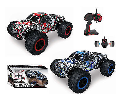 RC ferngesteuertes Auto Monstertruck Truck 2,4 GHz High Speed ca. 20km/h