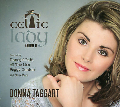 Donna Taggart - Celtic Lady Vol 2 CD inc Jealous Of The Angels + Bonus Track