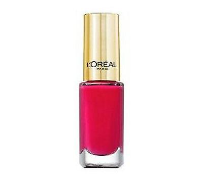L'Oreal Color Riche Nail Polish, Shade Opulent Pink 211, RRP £4.99 ...