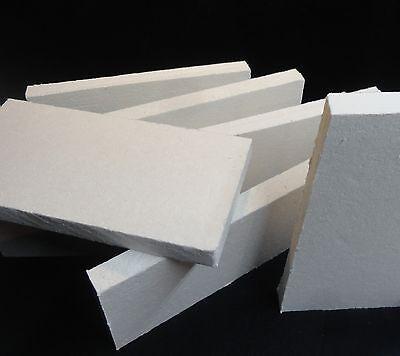 Taofibre Thermal Insulation Board 2300 F Grade 12 X 6 X 1 Thick No. 300