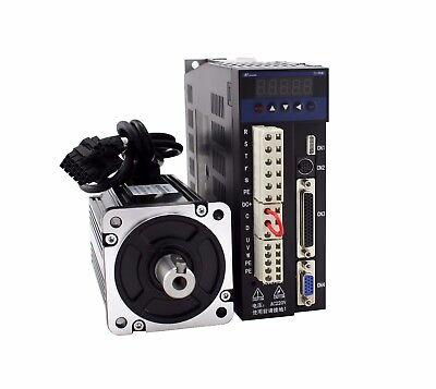 1kw 4n.m Torque Ac 220v Lcmt-10m02-90m04025 Servo Motor B2 Servo Motor Cable
