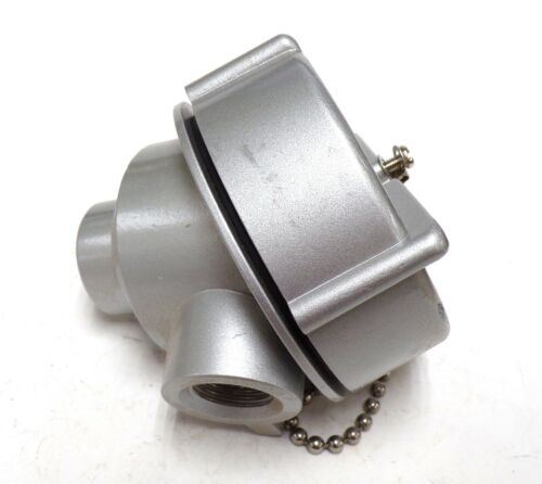 IME THERMOCOUPLE HEAD, 1080AE, ALUMINUM, EXPLOSION PROOF, NEMA 4X