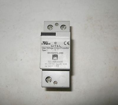 Ds150vg-300 Low Voltage Surge Protector Type 1 Uc.330vac Up.600v Limp X 2 15ka