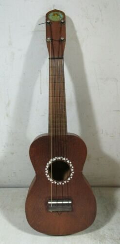 Vintage/Antique Regal Ukulele Made In Chicago USA