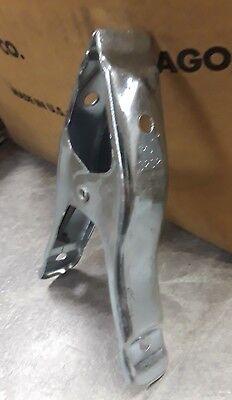"1- Pony 3202 2"" Steel Spring Clamp Adjustable Company Chicago Illinois Brand New"