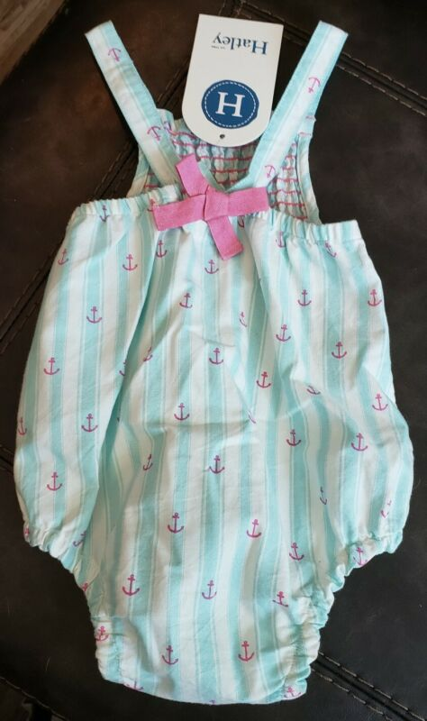 NWT Hatley One Piece Outfit 12-18 Months