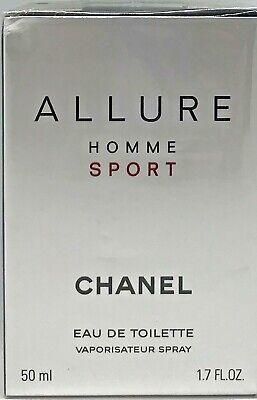 CHANEL ALLURE HOMME SPORT Eau de Toilette 50 ml OVP/NEU