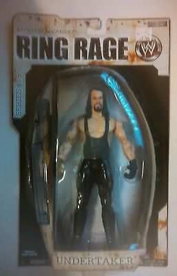 Used, Ring Rage Undertaker Action Figure for sale  Shipping to India