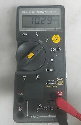 Fluke 77 Industrial Multimeter