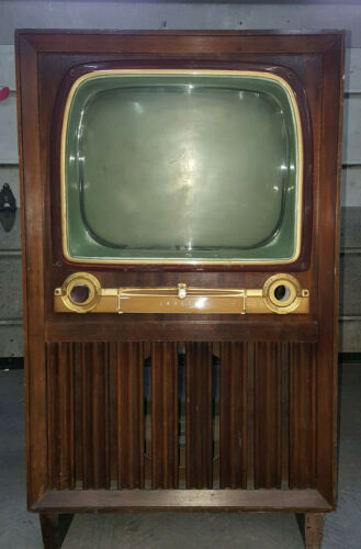 Crosley Console Television Model 11-445MU *** MUSEUM CLOSED ***