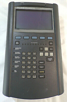 Fluke 675 Handheld Lanmeterfor Partsrepair
