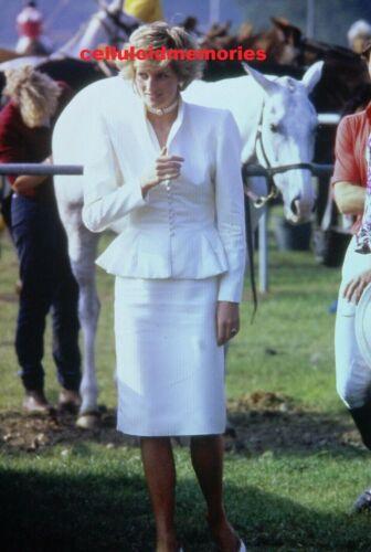 Original 35mm Slide Vintage Princess Diana Lady Spencer # 144
