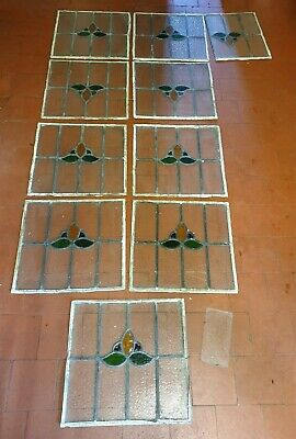 Vintage Stained Glass (10R)