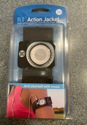 New In Package Action Jacket Armband iPod Shuffle Sport Ready Neoprene Case rare