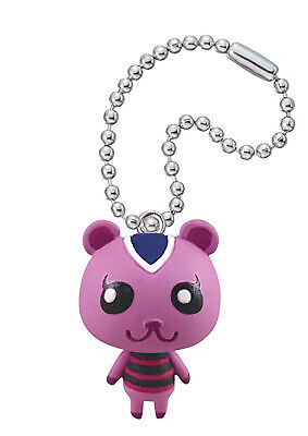 Animal Crossing Mascot Collection Peanut Figure Keychain